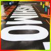 Bandiera pesante della flessione di colore completo del vinile su ordinazione del PVC con gli occhielli (TJ-23)