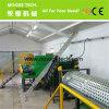 fregado de las botellas plástico de la basura del ANIMAL DOMÉSTICO de 500 kilogramos/h que recicla la máquina