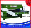 De multifunctionele Scherpe Machine van het Ponsen van Vier Kolom Verwijderbare Hoofd