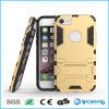 Geval van de Telefoon van het Pantser van de Laag van de Mens van het ijzer het Dubbele Schokbestendige Hybride Ruwe voor iPhone 6 7 plus