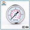 Manómetro em Linha Manual do Negócio do Manómetro do Fabricante da Experiência Pressão Diferencial