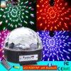 Fabrication LED cristal Magic Ball lumière MP3 Disco Magic Light avec Bluetooth