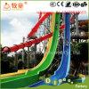 Diseño del parque del agua de la diapositiva de la velocidad de la diapositiva de agua de la fibra de vidrio