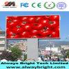 Écran extérieur commercial de l'Afficheur LED P8 de la publicité