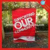 Дешевое изготовленный на заказ знамя сетки PVC печатание