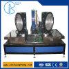 Machine de soudure d'atelier d'ajustage de précision de pipe de PE
