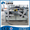 PVC-PET einzelne Wand-gewölbter Rohr-Produktionszweig