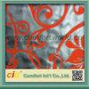 Couverture de tapisserie d'ameublement d'utilisation de meubles faite en tissu de Chenille de polyester
