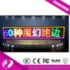 Tabellone senza fili del LED di colore P10 sette