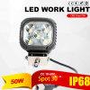 lâmpada do trabalho do diodo emissor de luz do CREE 50W (4800lm, IP68 Waterproof)