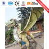 Горячая продавая модель искусственного динозавра Animatronic скелетная