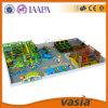 Parque de diversões detalhado do Trampoline 2015 de Vasia e do equipamento do campo de jogos