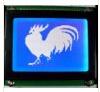 Pantallas gráficas del LCD de la matriz de PUNTO de la MAZORCA Yb12864b