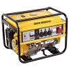 5kw Yellow Electric Gasoline Generator Three Phase Generator