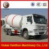 10m3, 10cbm, de Kubieke Vrachtwagen van de Mixer van het Cement van Meter 10