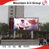 El panel comercial LED de la publicidad al aire libre P10 de Shenzhen