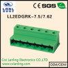 Pluggable разъем терминальных блоков Ll2edgrk-7.5/7.62