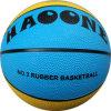 Basket-ball en caoutchouc de trois tailles (XLRB-00215)