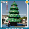 Árbol inflable aplicado de la decoración de la Navidad de la Mejor-Venta