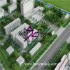 Масштабная модель школы делая архитектурноакустического модельного создателя (BM-0220)