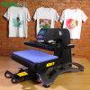 2015 el más nuevo diseño Sunmeta 3D todo en una máquina St-420 de la prensa del traspaso térmico de la camiseta