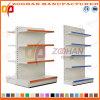 Shelving personalizado Manufactured do indicador do varejo do supermercado (Zhs211)