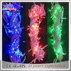 Luz de Natal colorida de suspensão da corda da decoração da lanterna do diodo emissor de luz