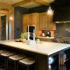 Feste Oberflächenbadezimmer-Eitelkeit und Küche-QuarzCountertop für Verkauf