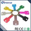 관례 USB 플래시 디스크 키 모양 기억 장치 지팡이 드라이브