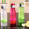 Garrafa de Design Criativo plástico BPA Tritan Fruit Infuser Água (HDP-0598)