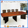 Mesa de reuniones brillante de madera de la pintura de la vendimia