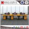 実用的なデザイン6シートワークステーション木製のオフィス表(NS-PT048)