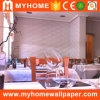Romantisch 3D pvc Wall Panels van Commercial Decorative voor Restaurant