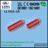 Micro connettore della corrispondenza dello zoccolo rosso di IDC