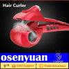 Encrespador de cabelo automático à moda com função do cuidado de cabelo do vapor