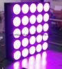 Lavata del randello di notte LED RGBW/indicatore luminoso della tabella effetto 25PCS LED del fascio