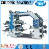 Máquina de impresión en offset no tejida de la tela