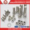 Boulon Hex d'A193 B8 et noix d'ASTM A194 Grade8 avec la rondelle