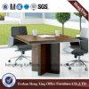 우아한 사무실 테이블 디자인 나무로 되는 사무용 가구 회의장 (HX-5M028)