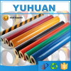 Échantillons gratuits PVC / Pet Warning Safety Adhesive Reflective Sheeting