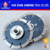 Pressed caldo Segmented Diamond Saw Blade per Granite e Ceramic