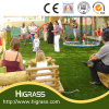 Aménagement du gazon artificiel synthétique de gazon d'article truqué de pelouse de tapis