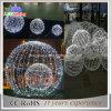 Kugel-Zeichenkette-Weihnachtsbeleuchtung des Festival-Dekoration-Feiertags-LED