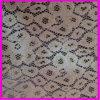 Tela de nylon del cordón de Raschel del algodón caliente de la venta