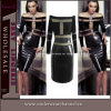 2014人の女性の方法網の夕方の包帯の服(4055)