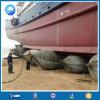 Sacos hinchables de goma marinas resistentes para el lanzamiento/aterrizaje de la nave y la elevación pesada