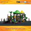 Скольжение спортивной площадки малышей серии Гавайи напольное (2014CL-17401)