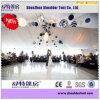 Luxuxglaspartei-Zelt für im Freienereignisse (Signaldatenumformer)
