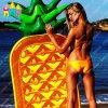 Luft-Wasser-Spielwaren-Wassermelone-Zitrone-Pegasus-Ananas-aufblasbare Pool-Gleitbetriebe