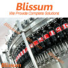 3 carbonatés, 000bph Soda Drink Filling Machines/Sparking Water Bottling Plant